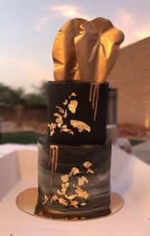 The amazing birthday cake 🎂
